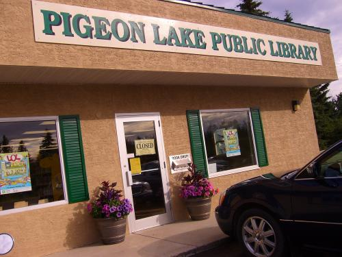 Picture of Pigeon Lake Library